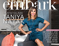 TANIYA NAYAK for EMBARK MAGAZINE