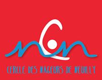 LOGO Cercle des Nageurs de Neuilly