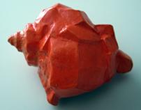 Shell Sculpture 04
