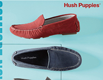 Bata and Hush Puppies (Print + Social Media)