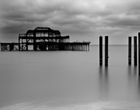 Brighton in Black & White