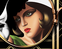 Art Deco: Great Gatsby