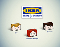 IKEA: Living by example