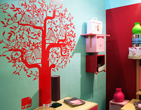 e-Glue kids wall decors
