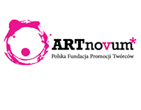 Art Novum logo - Polska Fundacja Promocji Twórców