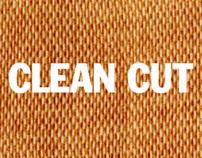 Clean Cut   Book Design