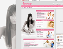 PINK RIBBON campagne mini site  for group aufeminin.com