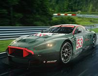 Automotive visualization #2