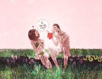 Adam&Eva / book cover