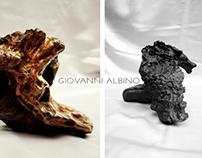 Giovanni Albino, artist - branding