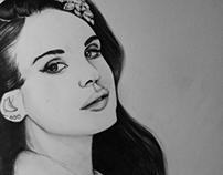 Portrait | Lana Del Rey