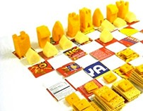 Cheese Chess