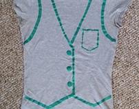 Vest T-Shirt