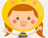 Honey Bee Costumes