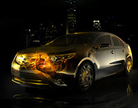 The Heart - Concept Art for Opel