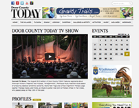 Door County Today - New Site Launched & SEO