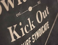 THE SWITCHED KICK OUT SURF SYNDICATE