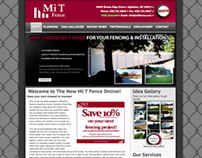 Mi T Fence - Appleton, Wisconsin - New website launched
