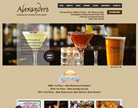 Alexanders Contemporary Cuisine & Fine Spirits