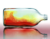 Glass Bottle study