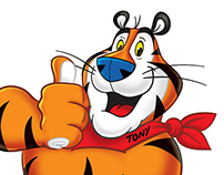 Cereal Killers: Tony The Tiger