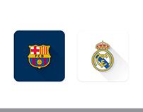 La Liga / Flat Soccer