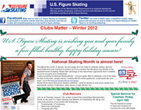 U.S. Figure Skating E-Newsletter