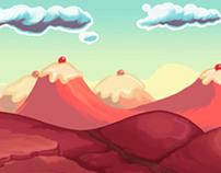 Candy Land App - Bkg