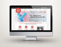 Diseño web - Amas de casa