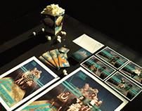 Italian Film Festival Branding & Promotion Series