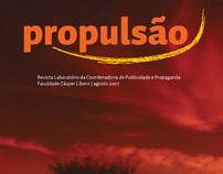 Projeto Gráfico | Revista Propulsão