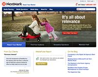 Nextmark website