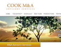 Cook Associates Corporate Website