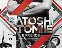Satoshie Tomiie & Friends