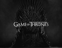 Game of Thrones | Minimalist Posters