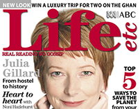ABC's Life Etc Magazine