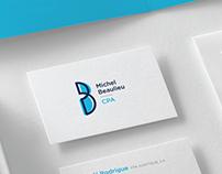 MICHEL BEAULIEU CPA - branding