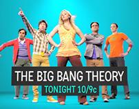 THE BIG BANG THEORY // Mobile App