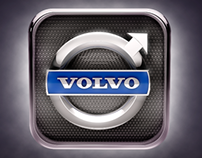 Volvo club iOS icon