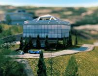 3D Infografía Mondragón