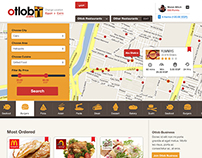 Otlob | Free online food ordering services