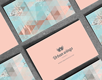 URBAN WINGS - BEDDING BRAND - TEXATHENEA