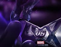 The Avengers Vs X-Men Poster