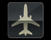 Flight information for iPad