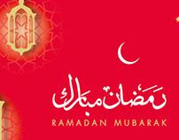 Ramadan Mubarak | Raymond