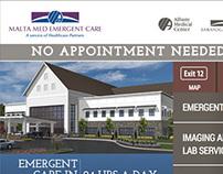 Malta Med Emergent Care Website