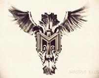MI logo evolution