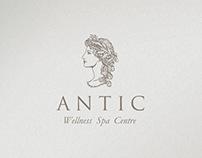 Antic Wellness Spa Centre Logo