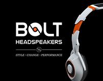 BOLT Headspeakers
