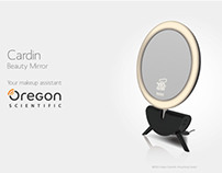 Oregon Scientific Beauty Mirror OCT 2012